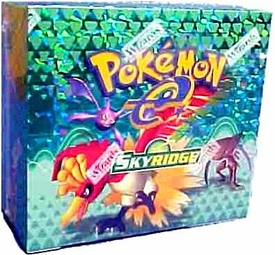 Pokemon-e Card Game SkyRidge Booster Box [36 Packs]