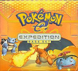 Pokemon Expedition Booster BOX [36 Packs]