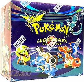 Pokemon Card Game Legendary Collection Booster Box [36 Packs]