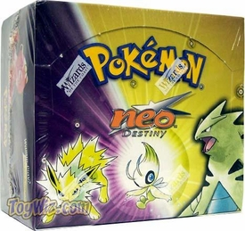 Pokemon Card Game Neo 4 Destiny Booster Box [36 Packs]