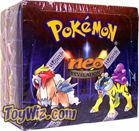 Pokemon Neo 3 Revelation Booster BOX [36 Packs]