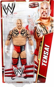 Mattel WWE Wrestling Basic Series 28 Action Figure #29 Tensai BLOWOUT SALE!
