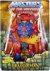 He-Man Masters of the Universe Classics Exclusive Action Figure Draego-Man