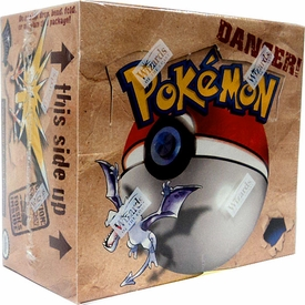 Pokemon Card Game Fossil Booster Box [36 Packs]