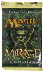 Magic the Gathering Mirage Booster Pack [15 cards]