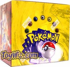 Pokemon Basic Booster BOX [36 Packs]