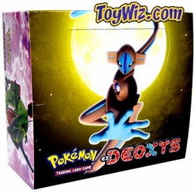 Pokemon Card Game EX Deoxys Booster Box [36 Packs]