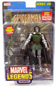 Marvel Legends Series 8 Action Figure Dr. Doom Doombot Variant
