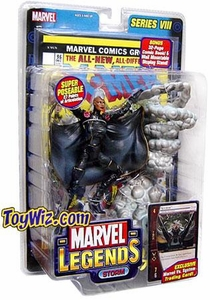 Marvel Legends Series 8 Action Figure Storm Mohawk Variant