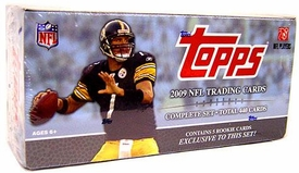 2009 NFL Topps Football Cards Complete Factory Sealed Exclusive Set