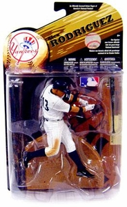 McFarlane Toys MLB Sports Picks Series 24 [2009 Wave 1] Action Figure Alex Rodriguez (New York Yankees)