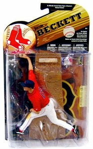 McFarlane Toys MLB Sports Picks Series 24 [2009 Wave 1] Action Figure Josh Beckett (Boston Red Sox)