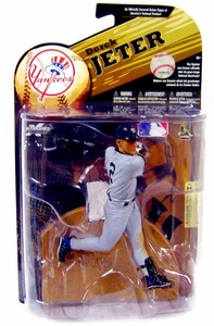 McFarlane Toys MLB Sports Picks Series 24 [2009 Wave 1] Action Figure Derek Jeter (New York Yankees)