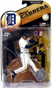 McFarlane Toys MLB Sports Picks Exclusive Series 23 Action Figure Miguel Cabrera (Detroit Tigers)