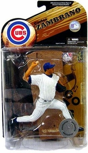 McFarlane Toys MLB Sports Picks Exclusive Series 23 Action Figure Carlos Zambrano (Chicago Cubs)