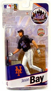 McFarlane Toys MLB Sports Picks 2010 New York Mets Action Figure Jason Bay