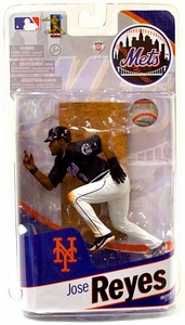McFarlane Toys MLB Sports Picks 2010 New York Mets Action Figure Jose Reyes