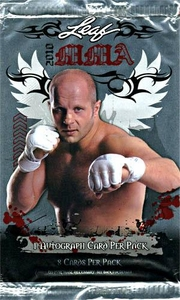 Leaf MMA Mixed Martial Arts Trading Card Pack [1 Autographed Card Per Pack!]