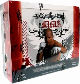 Leaf MMA Mixed Martial Arts Trading Card Box [8 Packs]