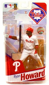 McFarlane Toys MLB Sports Picks 2010 Philadelphia Phillies Action Figure Ryan Howard