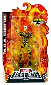 Marvel Legends ToyFare Fan's Choice Exclusive Action Figure A.O.A Sunfire