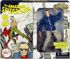 Marvel Legends 2007 Comic-Con Exclusive Action Figure Stan Lee
