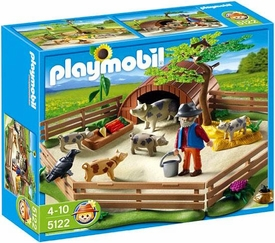 Playmobil Farm Set #5122 Pig Pen