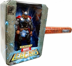 Marvel Legends SDCC 2011 San Diego Comic-Con Exclusive Action Figure Modern Heroic Age Thor