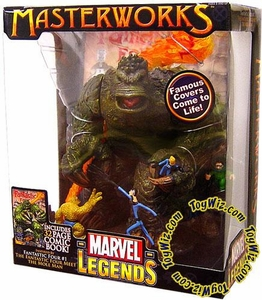 Marvel Legends Masterworks Series 1 Figure Fantastic Four vs. Mole Man