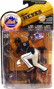 McFarlane Toys MLB Sports Picks Series 25 [2009 Wave 2] Action Figure Jose Reyes (New York Mets)