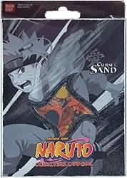 Naruto Card Game Curse of the Sand Theme Deck Naruto [Black]
