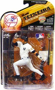 McFarlane Toys MLB Sports Picks Series 25 [2009 Wave 2] Action Figure Mark Teixeira (New York Yankees) White Uniform