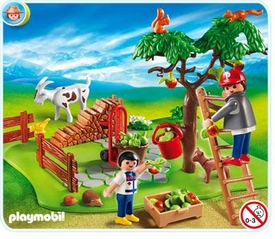 Playmobil Farm Set #4146 Apple Harvest