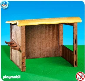 Playmobil Farm Set #7917 Horse Shed