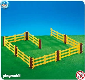 Playmobil Farm Set #7756 Corral Fence