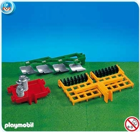 Playmobil Farm Set #7723 Tractor Equipment