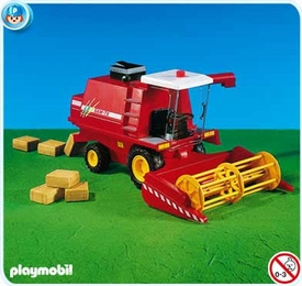 Playmobil Farm Set #7645 Harvester