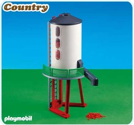 Playmobil Farm Set #6262 Barn Silo