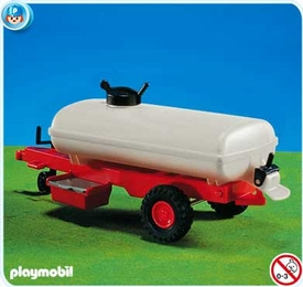 Playmobil Farm Set #6210 Water Trailer