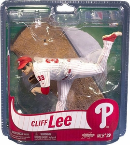 McFarlane Toys MLB Sports Picks Series 29 Action Figure Cliff Lee (Philadelphia Phillies)