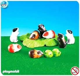 Playmobil Farm Set #7362 Guinea Pigs