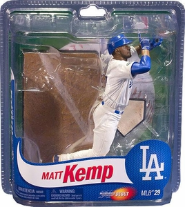McFarlane Toys MLB Sports Picks Series 29 Action Figure Matt Kemp (Los Angeles Dodgers)