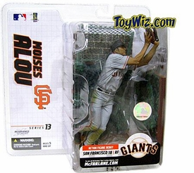 McFarlane Toys MLB Sports Picks Series 13 Extended Action Figure Moises Alou (San Francisco Giants) Gray Jersey