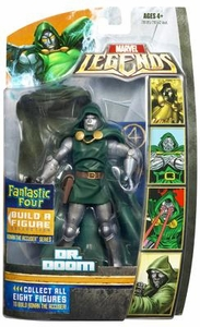 Marvel Legends Fantastic Four Action Figure Dr. Doom [Mask On]