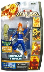 Marvel Legends Fantastic Four Action Figure Human Torch