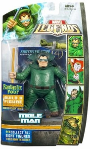 Marvel Legends Fantastic Four Action Figure Mole Man