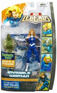 Marvel Legends Fantastic Four Action Figure Invisible Woman