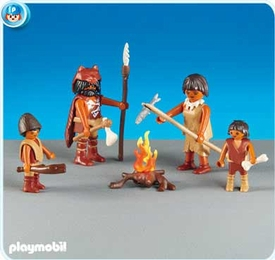 Playmobil Stone Age Set #6242 Stone Age Family