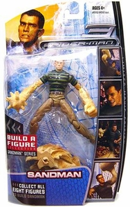 Marvel Legends Spider-Man Movie Action Figure Sandman [Sandman Build A Figure Piece!]
