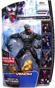 Marvel Legends Spider-Man Movie Action Figure Venom [Sandman Build A Figure Piece!]